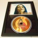 billie eilish  signed disc