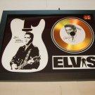 elvis   signed disc