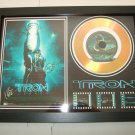 tron signed film cell