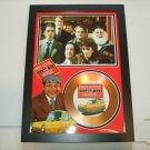 fools and horses   framed mount