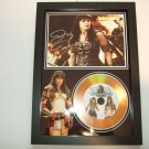 XENA    TV SHOW    framed mount
