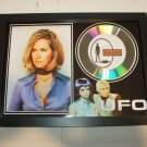 UFO   TV SHOW    framed mount