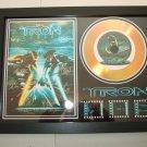TRON    framed mount