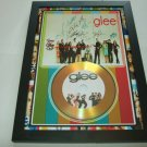 glee  signed disc