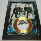 a day to remember signed disc