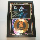 ozzy  signed disc