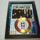 bts  signed disc