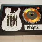the beatles  signed disc