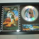 BACK TO THE FUTURE  signed disc