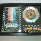 STAR TREK  signed disc