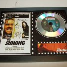 THE SHINING  signed disc