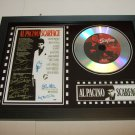 SCAREFACE  signed disc