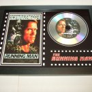 THE RUNNING MAN  signed disc