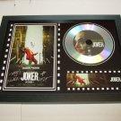 THE JOKER  signed disc