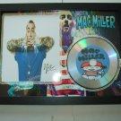 MAC MILLER   signed disc