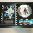 SUPERMAN   signed disc