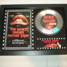 rocky horror picture show  signed disc