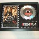 RESIDENT EVIL  signed disc
