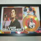 liam gallagher signed disc