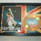 harry styles signed disc