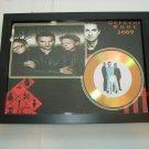 depeche mode  signed disc
