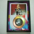 madonna  signed disc