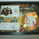 queen   signed disc