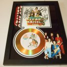 bay city rollers  signed disc