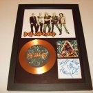 def leppard   signed disc