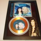 cher signed disc