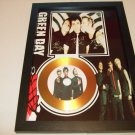green day signed disc