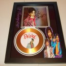 prince signed disc