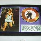 tina turner    signed disc