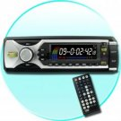 Super Sound 1-Din Car Audio + Video System - 52Wx4 Output