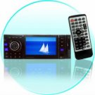 Car DVD Player +RDS Radio - 3.6in Screen - SD + USB Slot