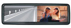 Rear View Mirror Monitor, 4.5 inches, TFT-LCD Panel, Apply to VCD/DVD/TV/GPS