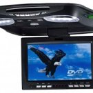 9.2 inches Super Slim TFT-LCD Roof Mounted all in One Car, DVD Player, TV, IR, USB &SD/MMC Slot