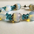 Opalised Glass Bracelet - Beauty Reflections