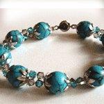 Turquoise beau bracelet