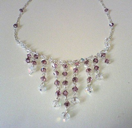Crystal Princess Necklace