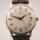Wittnauer Vintage Ivory Dial Manual Wind Pre-Owned Mens Watch....34mm