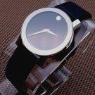 Movado Museum Mirror Bezel Swiss Pre-Owned Men's Watch....35mm