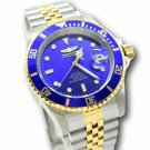 Invicta Pro Diver Automatic Date Two-Tone Jubilee Bracelet Mens Watch....42mm