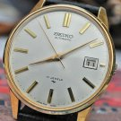 Seiko Automatic Calibre 7005A Date Vintage Mens Pre-Owned Watch 1970's....36mm