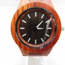 Bamboo Wooden Wristwatch for Men/Women Quartz W/Defect....42mm