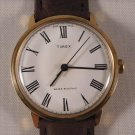 Timex Marlin Vintage 1976 Manual Wind Movement Roman Dial Mens Watch....35mm