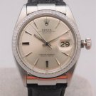 Rolex Datejust 1603 Vintage 1966 Stainless Steel Automatic Men's Watch....36mm