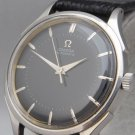 Omega Bumper Ref. 2637-5 Vintage 1954 Automatic Stainless Steel Mens Watch..35mm