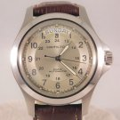 Hamilton Khaki Field King Day/Date H644550 Swiss Automatic SS Mens Watch...40mm