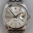 Rolex Oysterdate Precision 6694 Stainless Steel Vintage1978 Mens Watch....34mm
